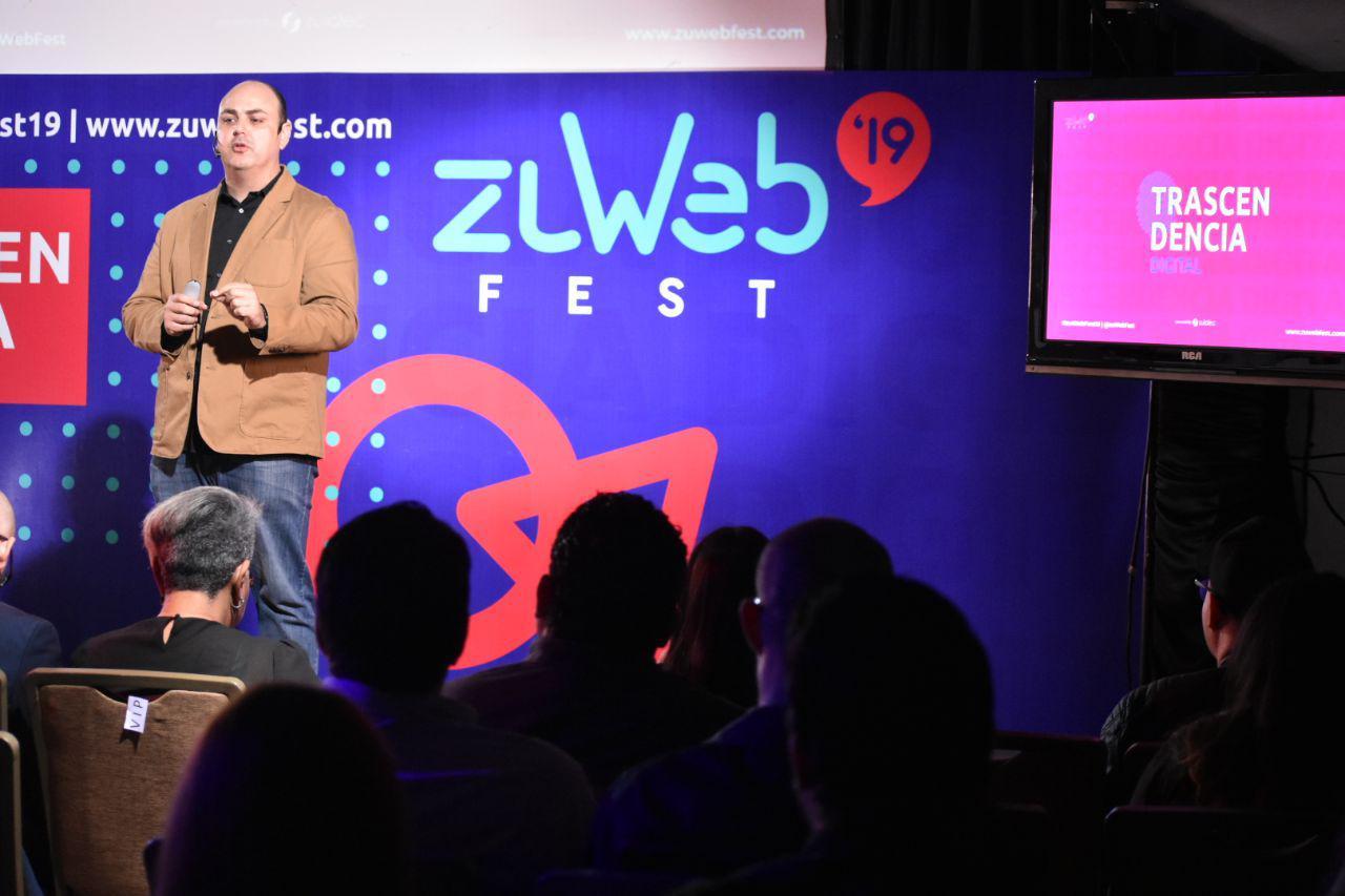 El zuWebFest desafía la realidad este 03 de diciembre